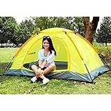 Valamji Picnic Camping Portable Waterproof Tent for 4-5 Person