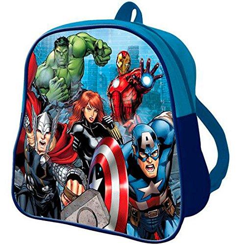 Mochila Los Vengadores Marvel Team 24cm