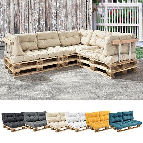 Cojines para sofa de palets for Cojines sofa palets