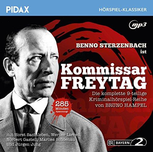 Kommissar Freytag (Bruno Hampel) BR 1967 / 1968 / Pidax 2017