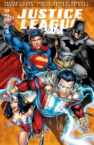 Justice League Saga, N° 4 :