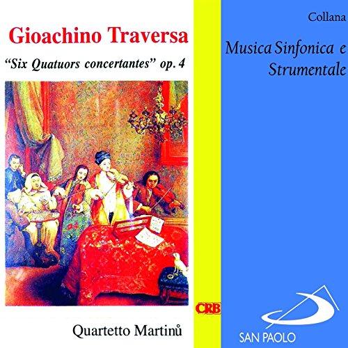 6 Quatuors dialogués sur des airs connus, Op. 4, Quatuor No. 6: III. Presto