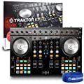 Traktor Kontrol S4 MK2 Controller with Audio Interface + Pro Software USB DJ