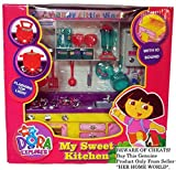 DORA COMPACT BUILT-IN KITCHEN SET with V...