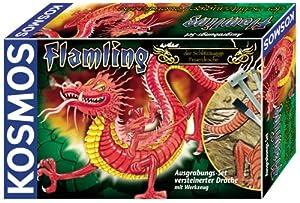KOSMOS 630355 - el dragón de Hendidura Fuego Importado de Alemania