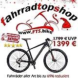 Kreidler Mountainbikes Dice SL 29ER 3.0 Shimano XT 2 X 11-Fach Diamant 29 Zoll (47 cm)