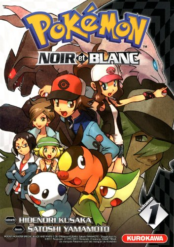 Pokémon Noir et Blanc Edition simple Tome 1