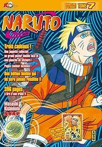 Naruto Edition grand format Tome 7