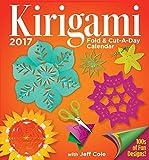 Kirigami Fold & Cut-A-Day 2017 Craft Day-to-Day Calendar