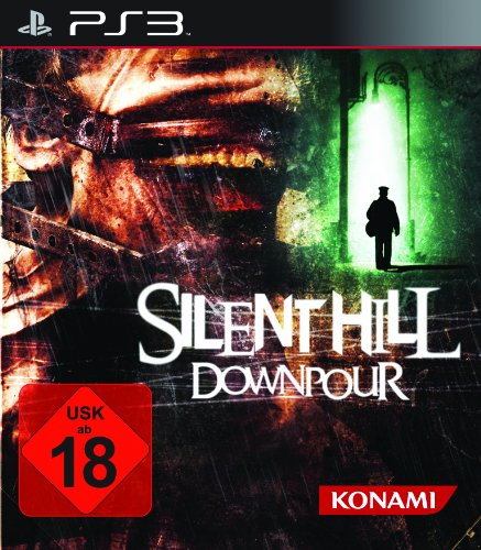 Silent Hill - Downpour (Spiele Ps2 Horror)