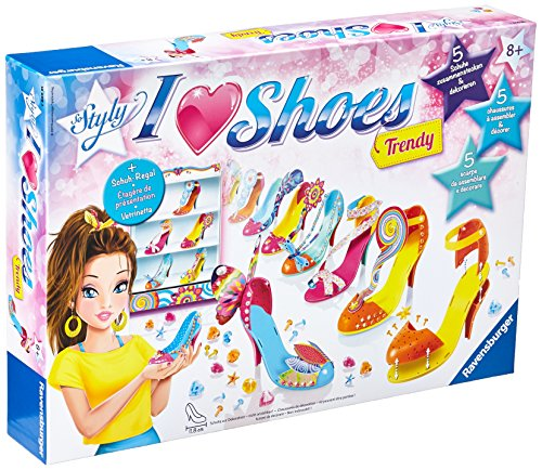 Ravensburger 18698 - I love Shoes Trend