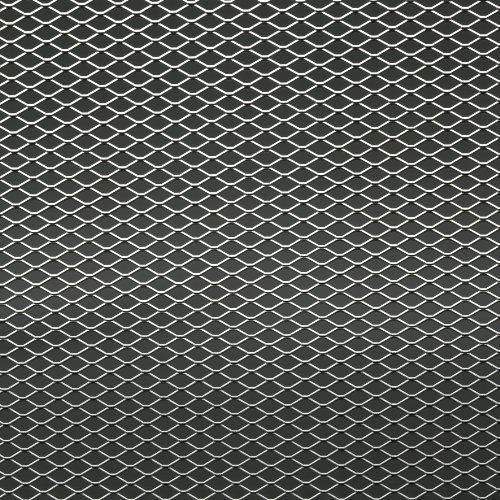 Autostyle tg1200Renngitter, Aluminium 125x 25cm/DIAMANT 11x 5mm