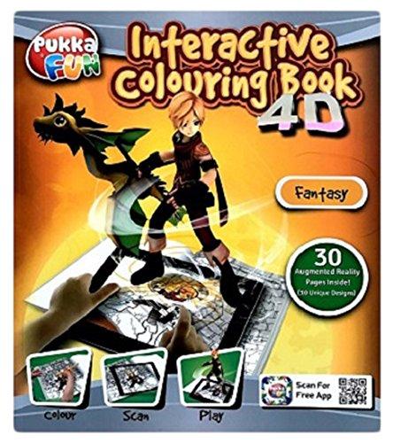 Pukka 8425-fun Libro para Colorear