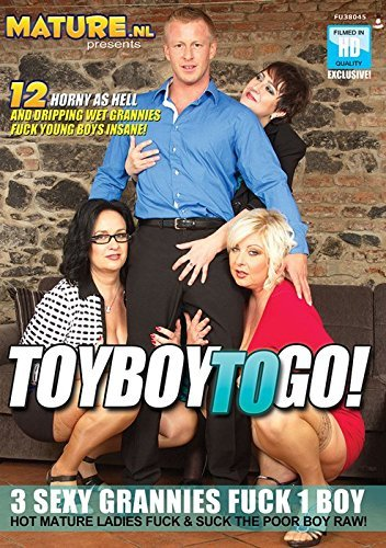 Toy Boy To Go Mature Nl