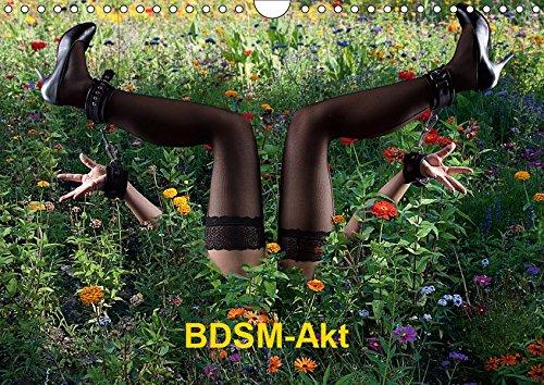BDSM-Akt (Wandkalender 2019 DIN A4 quer): SM und BDSM Scenarien (Monatskalender, 14 Seiten ) (CALVENDO Menschen)