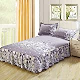 Best Linen Store Bed Skirts - YFFS Bed Linen Single Bed Skirt Single Product Review