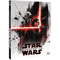 "Star Wars : Les Derniers Jedi - Blu-ray + Blu-ray 2D + ORING ""Le Premier Ordre"""