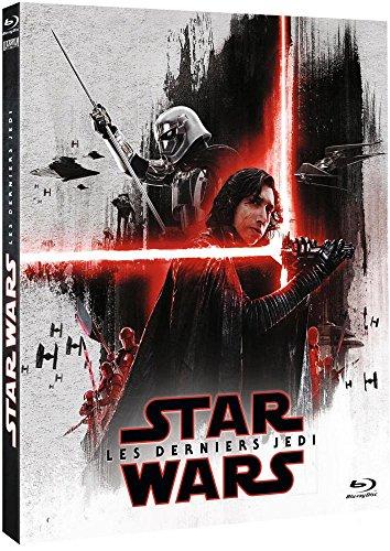 Star Wars : Les Derniers Jedi - Blu-ray + Blu-ray 2D + ORING Le Premier Ordre [Blu-ray + Blu-ray bonus - Surétui Premier Ordre]