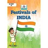 Learning Through Fun Book On Festivals Of India, Brain Development Kids Activity Book, Homeschooling, UKG-GRADE 1 & 2. Ideal