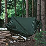 Best Camping Hammocks - Andes Camping Jungle Hammock Hiking Military Survival Bushcraft Review