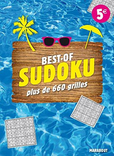 Best-of Sudoku : plus de 660 grilles