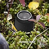 Jam Audio Reload - Portable Bluetooth Speaker, Ultra-Lightweight, 5hr Play Time Battery Life, Aux-In, Mic Speakerphone, Micro USB Rechargeable, Wireless Connect iPhone, iPad, Samsung + More - Black
