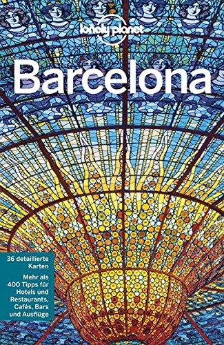 Preisvergleich Produktbild Lonely Planet Reiseführer Barcelona (Lonely Planet Reiseführer Deutsch)