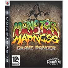 Monster Madness: Grave Danger (PS3) [import anglais]