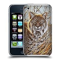 Officiel Chuck Black Toujours Observation Grands Chats Étui Coque D'Arrière Rigide Pour Apple iPhone 3G / 3GS