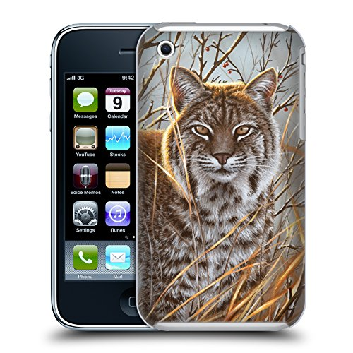 Officiel Chuck Black Toujours Observation Grands Chats Étui Coque D'Arrière Rigide Pour Apple iPhone 3G / 3GS, coques iphone