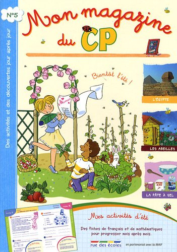 Mon magazine du CP : N°5