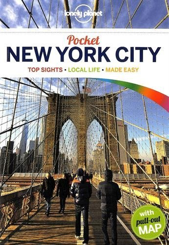 Lonely Planet Pocket New York City (Travel Guide): Written by Lonely Planet, 2014 Edition, (5) Publisher: Lonely Planet [Paperback]