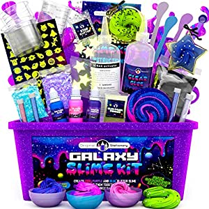 Original Stationery Galaxy Slime para