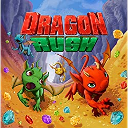 Vedra Games Dragon Rush (Juego de Mesa)