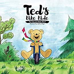 Ted's Bike Ride: A Fun Rhyming Children's Picture Book For Ages 2-6 Years