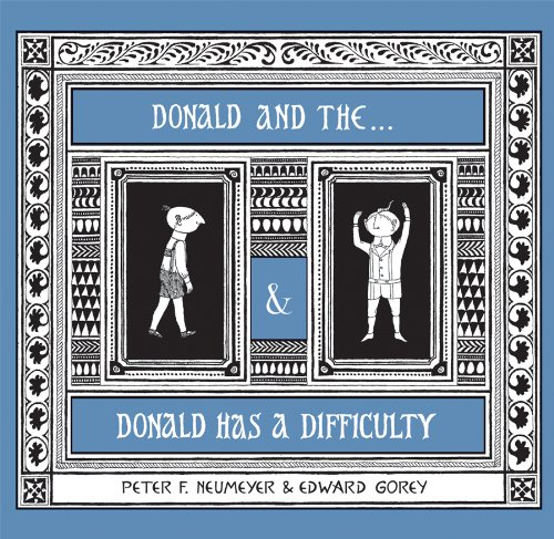 The Donald Boxed Set Donald and the... & Donald Has a Difficulty A205 (Box Set)