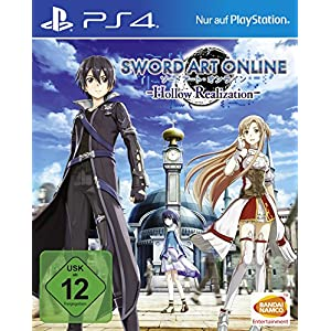 Sword Art Online: Hollow Realization – [Playstation 4]