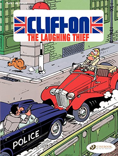 Clifton - Volume 2 - The Laughing Thief: 02