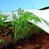 Tessuto antigelo 3,2 m x 10 m copertura vegetale non tessuto vegetale zanzariera