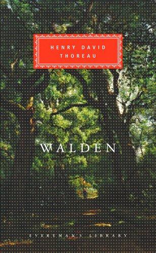 Walden (Everyman's Library Classics)