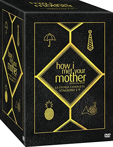 How I Met Your Mother: La Serie Completa  - Esclusiva Amazon (27 DVD)
