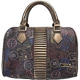 ALVIERO MARTINI ALV Bauletto - bowling bag parigi by donna- 28X19X16 Cm