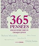 Telecharger Livres 365 pensees pour vivre mieux chaque jour (PDF,EPUB,MOBI) gratuits en Francaise