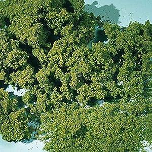 Auhagen 76.979,0 - Espuma Moss, Fina, de 1000 ml, maigrün