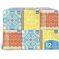 Kleenex Collection Box Fazzoletti, Confezione da 12 Scatole