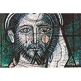 Icono, Cristo de la lágrima negra 40x30