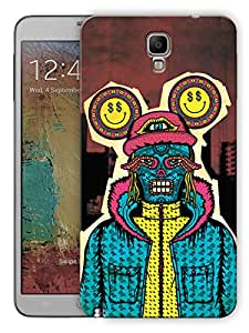 "Humor Gang Trippy Man Mouse Printed Designer Mobile Back Cover For ""Samsung Galaxy Note 3 Neo"" (3D, Matte Finish, Premium Quality, Protective Snap On Slim Hard Phone Case, Multi Color)"