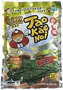 Tao Kae Noi algues Wasabi Flavor (2 paquets)