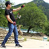 #4: Generic 2. 1 m : 2017 New Fishing Rod Spinning Casting Rod 99% Carbon Fiber Telescopic 2. 1M 2. 4M 2. 7M 3. 0M 3. 6M Fishing Travel Rod Tackle peche