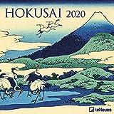 Art Calendar - Hokusai 2020 Square Wall Calendar